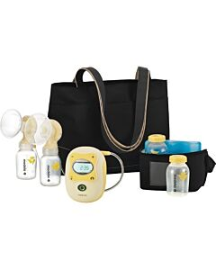 49% OFF!! Medela: Freestyle double electric breast pump (2 phase expression) (Extended 1 Yr warranty)