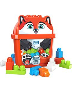 Mega Bloks: Build N' Learn First Builders 25pcs - Friendly Fox - 15% OFF!!