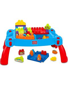 Mega Bloks: First Builders - Build 'n Learn Table - 35% OFF!!