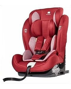 Meinkind: All Rounder ISOFIX Car Seat - Red - 42% OFF!!