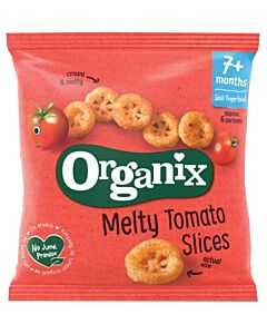 Organix Finger Foods Melty Tomato Slices 20g (7+ Months)