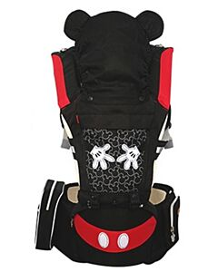 Disney Coby Hugger Baby Hipseat + Carrier (Version 2) - Mickey - 11% OFF!