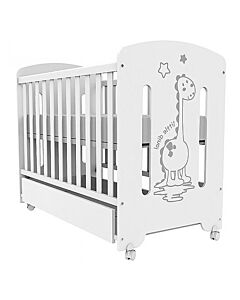 Micuna: Dinus Baby Cot with Relax System - 10% OFF!!