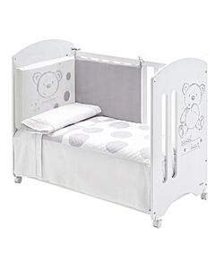 Micuna: Sweet Bear with Relax System Cot - 10% OFF!!