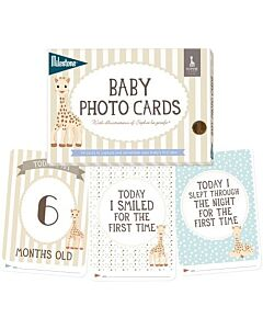 Sophie la girafe® Baby Cards by Milestone™ - 6% OFF!!