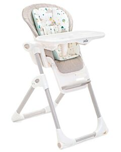 Joie: Mimzy 2in1 Highchair (6 Months To 15kg) - Little World - 17% OFF! (RM 100 OFF!!)