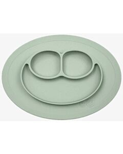 EZPZ Mini Mat | Self-Suctioning Silicone Plate + Placemat (6+ Months) | Sage - 32% OFF!!