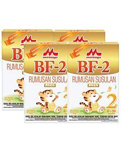 Morinaga BF-2 Infant Formula Milk Powder (6-36 months) 700g x 4 BOXES