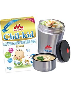 Morinaga Chil-Kid (1-7 yrs) 700g x 8 BOXES + FREE i-Pot