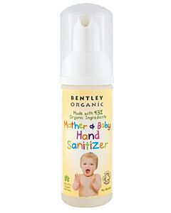 Bentley Organic Mother & Baby Hand Sanitizer 50ml - 28% OFF!!