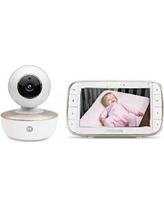 Motorola MBP855 CONNECT 5 inch Portable Video Baby Monitor with Wi-Fi - 20% OFF!! - PREORDER