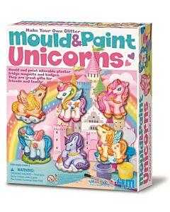 4M Mould & Paint Crafts | Unicorn - 15% OFF!!