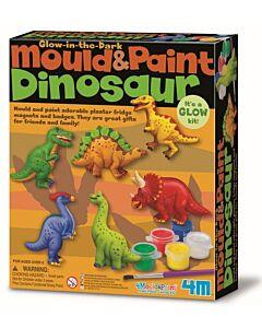 4M Mould & Paint Crafts | Dinosaur - 15% OFF!!