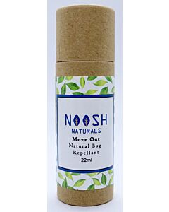 Noosh Naturals: Mozz Out Natural Bug Repellant 22ml - 10% OFF!!