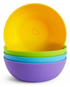 Munchkin: Modern Multi Bowls BPA Free (4 Pack) - 33% OFF!!