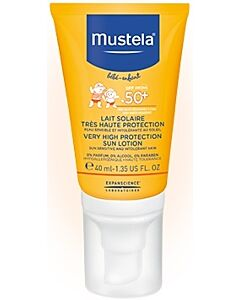 Mustela: Very High Protection Sun Lotion for the Face 40ml - 30% OFF!!