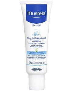Mustela Cradle Cap Cream 40ml - 15% OFF!!