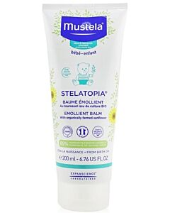 Mustela: STELATOPIA® Emollient Balm (with sunflower) 200ml - 19% OFF!!