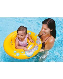 Intex: My Baby Float (27.5inch) (Ages 6-12m) - 15% OFF!!