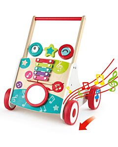 Hape Toys: My First Musical Walker