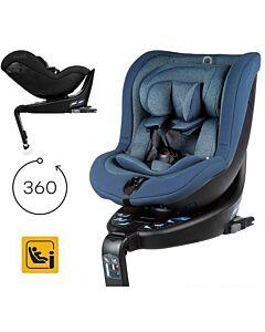 Nado: O3 360° Rotating i-size Car Seat - Icebreaker (Isofix Car Seat) - 25% OFF!!