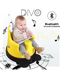 DIVO Bumbo Chair - Naples Yellow - 40% OFF!!