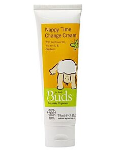Buds Everyday Organics: Nappy Time Change Cream 75ml - 15% OFF