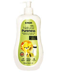 K-Mom - Natural Pureness Feeding Bottle Cleanser - Liquid Type (500ml)