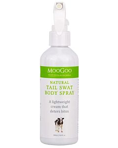 MooGoo: Natural Tail Swat Body Spray 200ml - 10% OFF!!