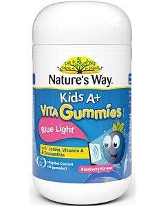 Nature's Way: Kids A+ Vita Gummies Blue Light (For Eyes Health) 30's - 13% OFF!!