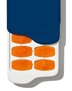 OXO TOT: Baby Food Freezer Tray with Lid (Navy) - 20% OFF!!