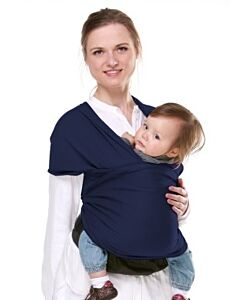 PITTARi: Baby Wrap - Navy - 15% OFF!!