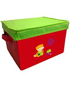 Neo Geo Kids Box With Cover (Fox) - Medium - 25% OFF!!