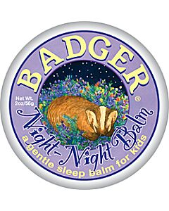 Badger: Night-Night Balm 0.75oz (USDA Certified Organic) - 13% OFF!