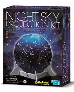 4M Kidz Labs | Night Sky Projection Kit - 15% OFF!!