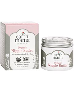 Earth Mama Angel Baby Natural Nipple Butter 60ml