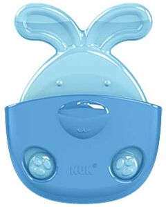 Nuk: Water Filled Cooling Teether With Holder - Rabbit (Assorted colours) - 15% OFF!!