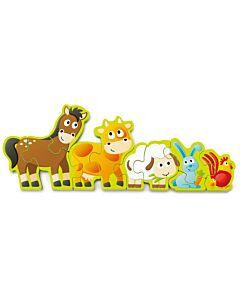Hape Toys: Numbers & Farm Animals - 10% OFF!!