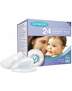 Lansinoh: Disposable Nursing Pads 24pcs - 30% OFF!!