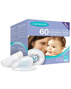 Lansinoh: Disposable Nursing Pads 60pcs - 30% OFF!!
