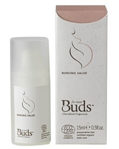 Buds Cherished Organics: Nursing Salve 15ml - 15% OFF!