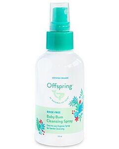 Offspring Rinse-Free Baby Bum Cleansing Spray