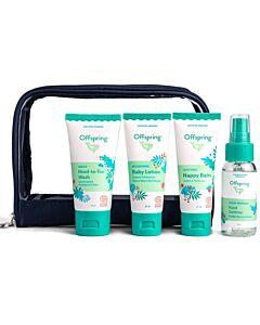 Offspring Travel Essentials Set - FREE Hand Sanitiser