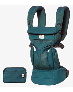 Ergobaby: Omni 360 Carrier All-in-One Cool Air Mesh - Evergreen - 15% OFF!