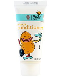 Buds For Kids: Orange Conditioner 100ml - 15% OFF!