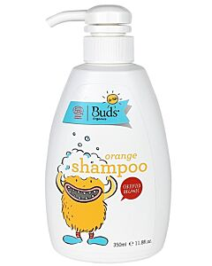 Buds For Kids: Orange Shampoo 350ml - 15% OFF!!