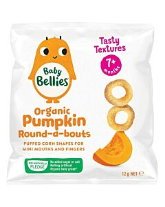 Little Bellies: Organic Round-A-Bout - Pumpkin - 16% OFF!!