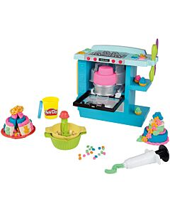 Play-Doh: Kitchen Creations - Rising Cake Oven Bakery Playset (3 Years Old & Above) - 10% OFF!!