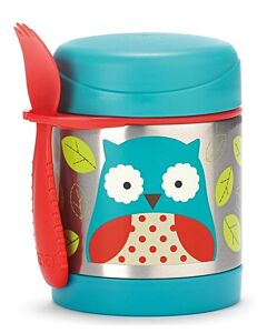 Skip Hop: Zoo Insulated Food Jar - Owl [15% OFF!]