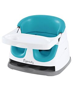 Ingenuity Baby Base 2-in-1 Seat (Peacock Blue) NEW (Version 3.0) - 23% OFF!!